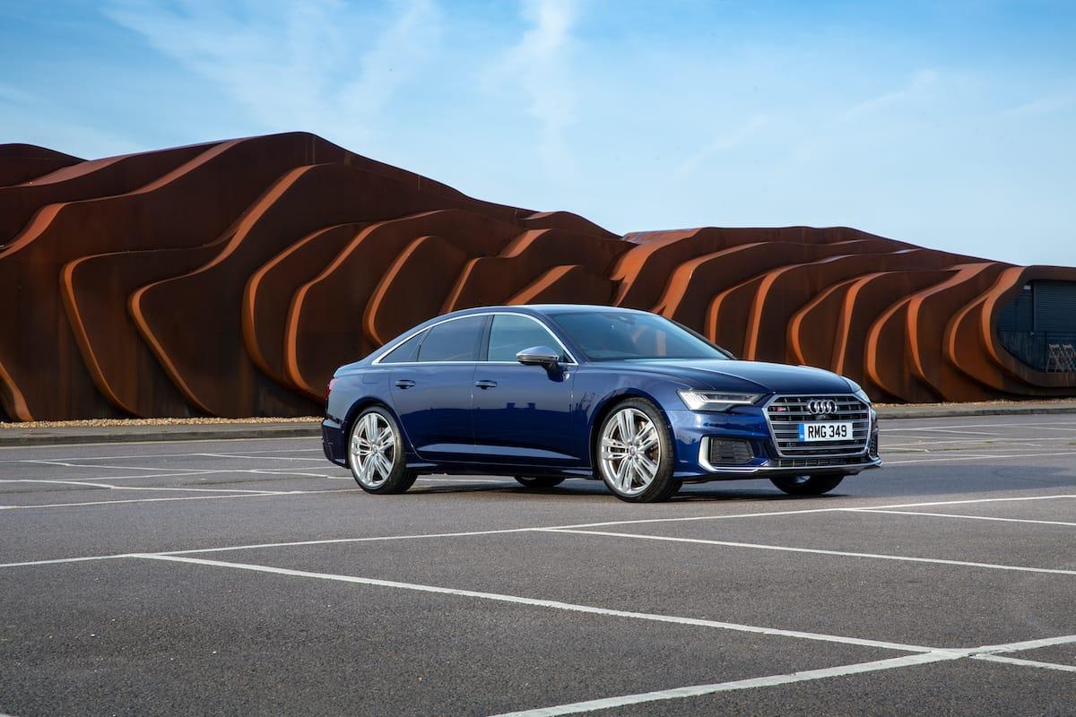 Audi S6 saloon (2018 onwards)