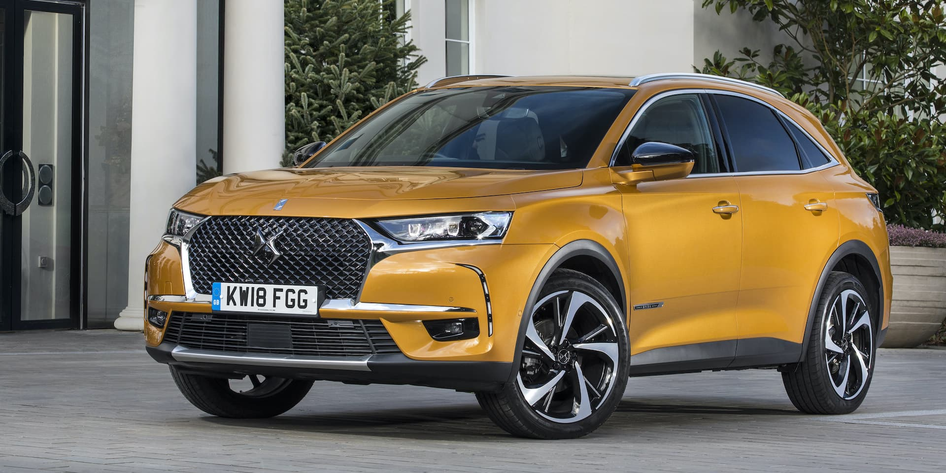 DS 7 Crossback (2018 onwards) Expert Rating