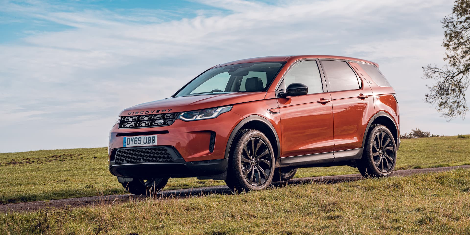 Land Rover Discovery Sport (2019) Expert Rating