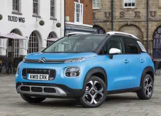 Citroen C3 Aircross on 19-plate reg | The Car Expert