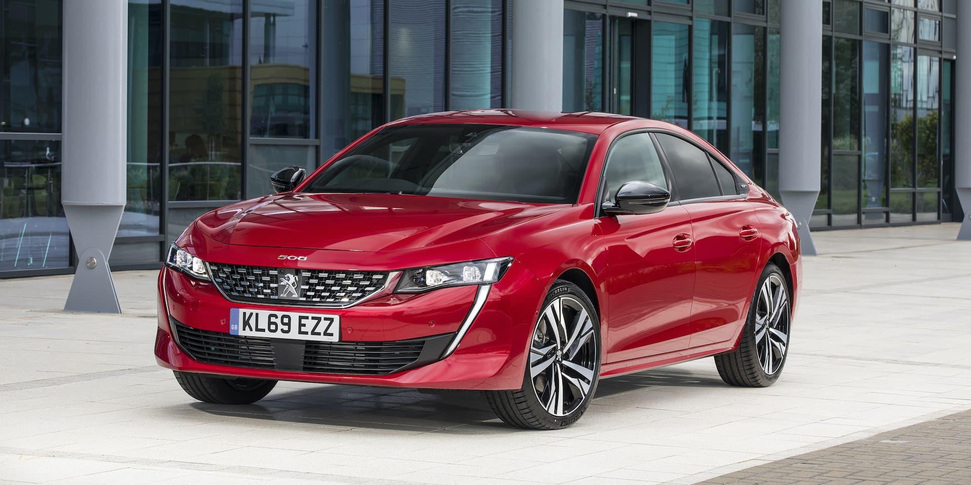 Peugeot 508 (2018 onwards) Expert Rating