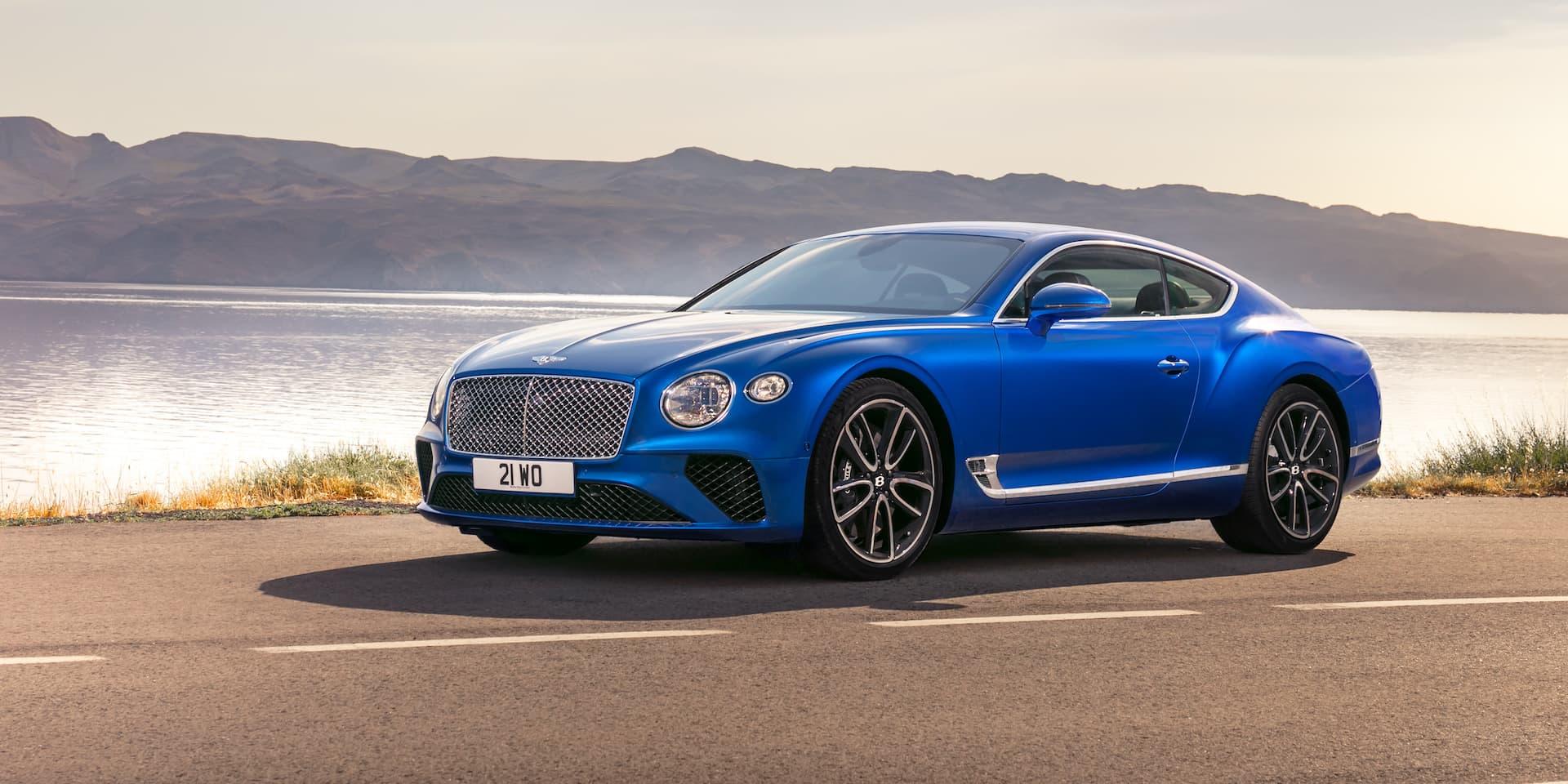Bentley Continental GT (2018 onwards) Expert Rating