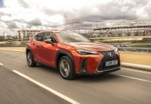 ADVANCE ORDERS GIVE THE NEW LEXUS UX A PERFECT LAUNCH