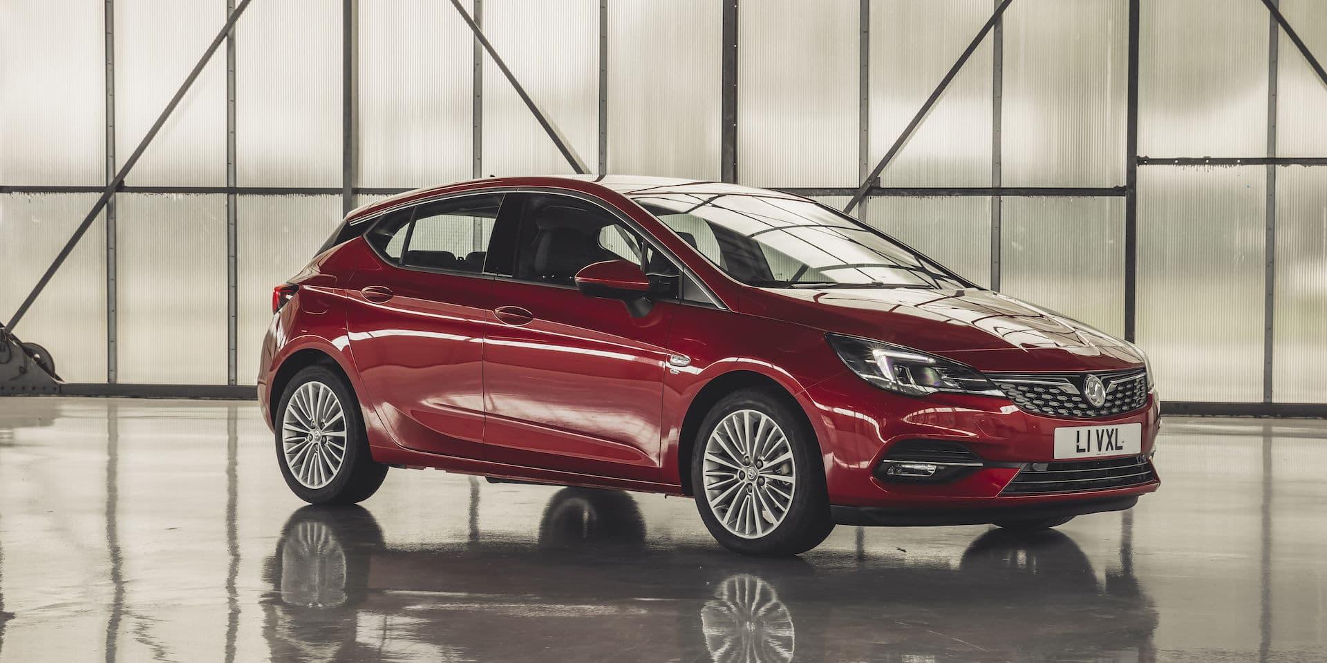 Vauxhall Astra (2015 onwards) – Expert Rating