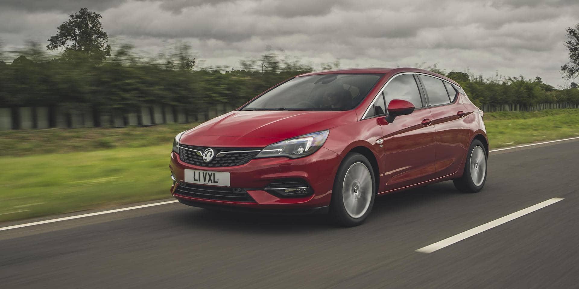 Vauxhall Astra (2015 - present) Expert Rating | The Car Expert