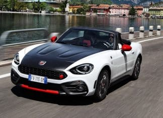 Abarth 124 Spider (2016 - present) ratings and reviews | The Car Expert