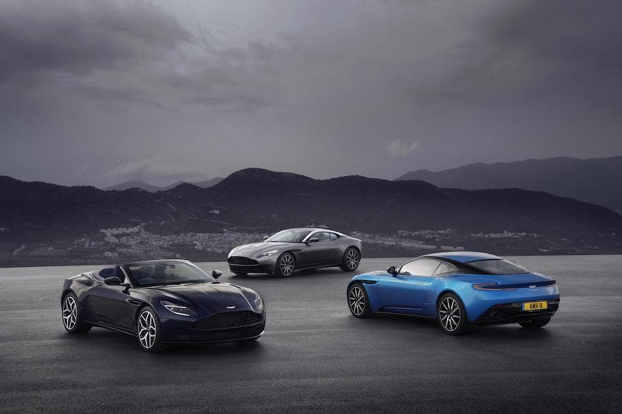 Aston Martin DB11 (2016 - present) range | The Car Expert