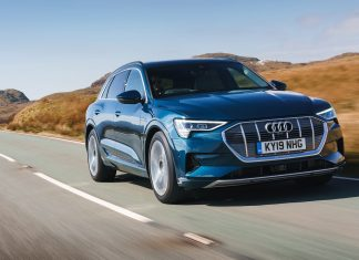 2019 Audi e-tron test drive wallpaper | The Car Expert