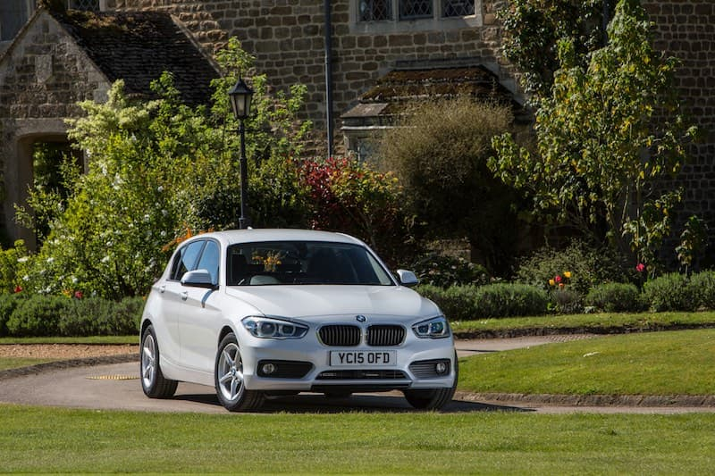 BMW 1 Series (2011 - 2019) front | The Car Expert