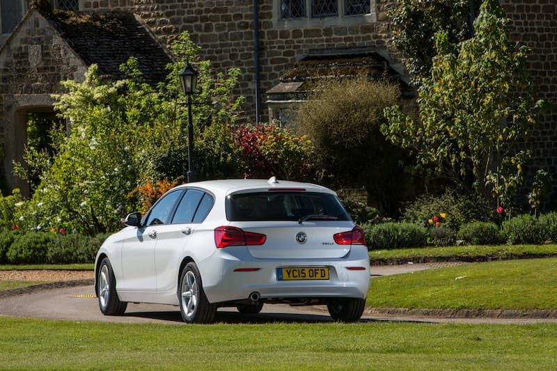 BMW 1 Series (2011 - 2019) rear | The Car Expert