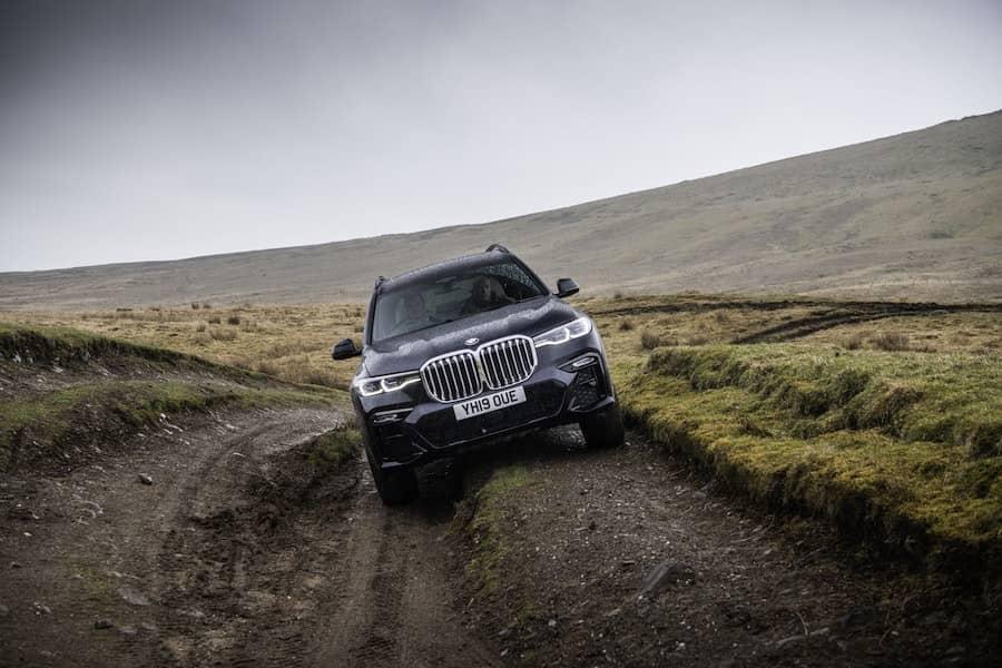 BMW X7 test drive 1