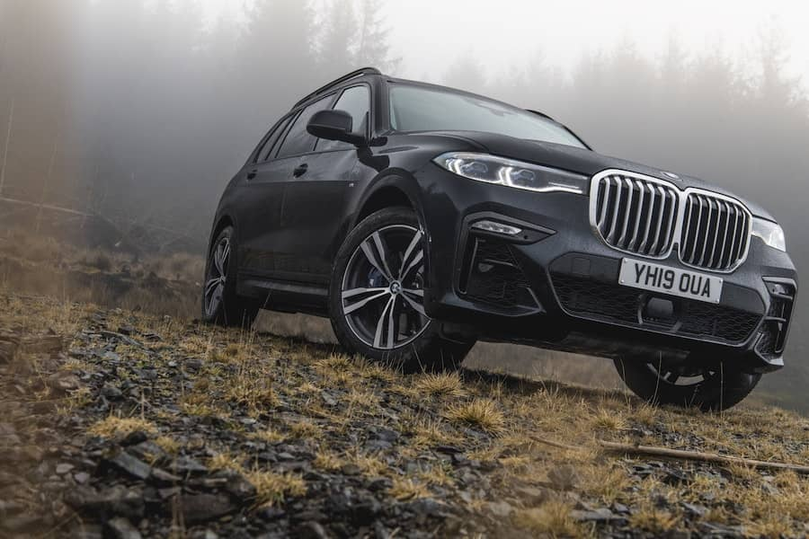 BMW X7 review - front | The Car Expert