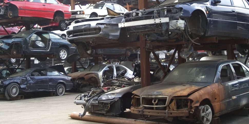 What is a car insurance write-off?