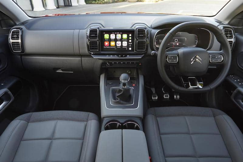 Citroen C5 Aircross (2019) dashboard | The Car Expert