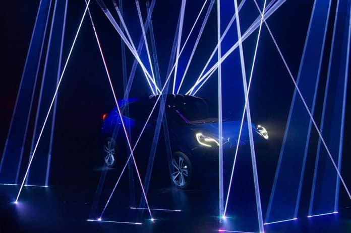 Ford Puma crossover tease | The Car Expert