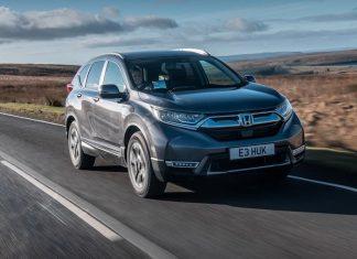 Honda CR-V (2018) ratings and reviews   The Car Expert