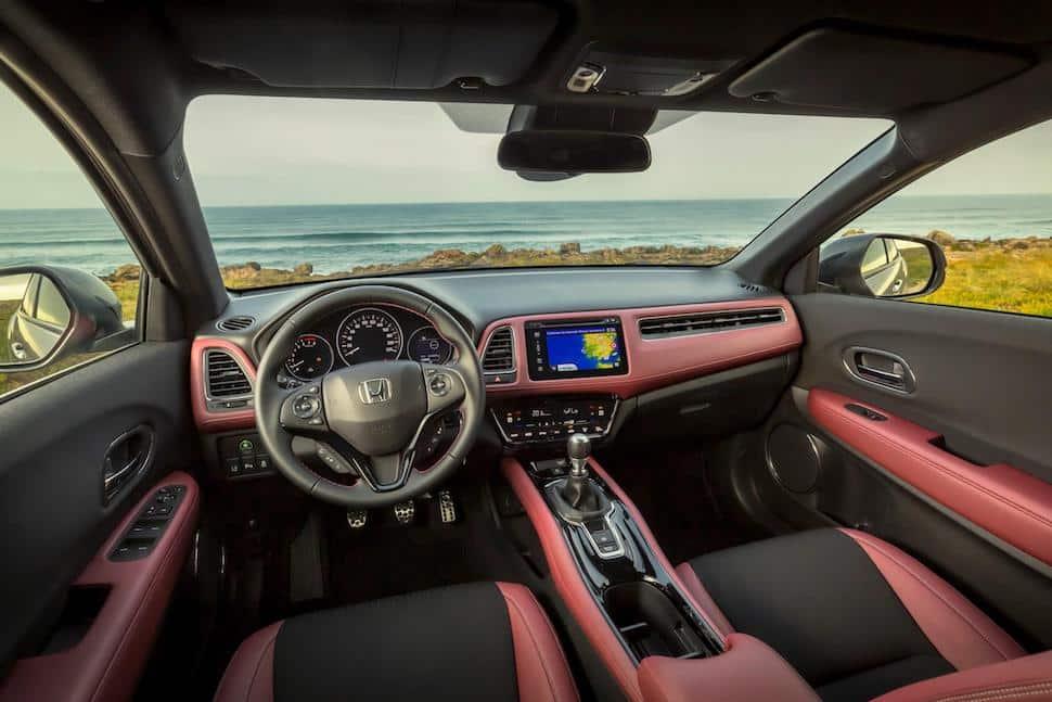 Honda HR-V Sport review (2019) interior | The Car Expert