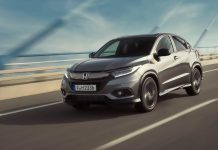 Honda HR-V Sport test drive (2019) wallpaper | The Car Expert