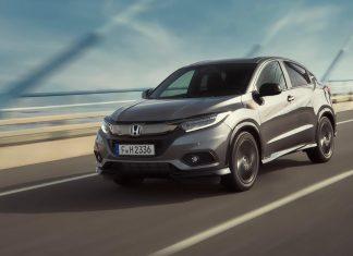Honda HR-V Sport test drive (2019) wallpaper   The Car Expert