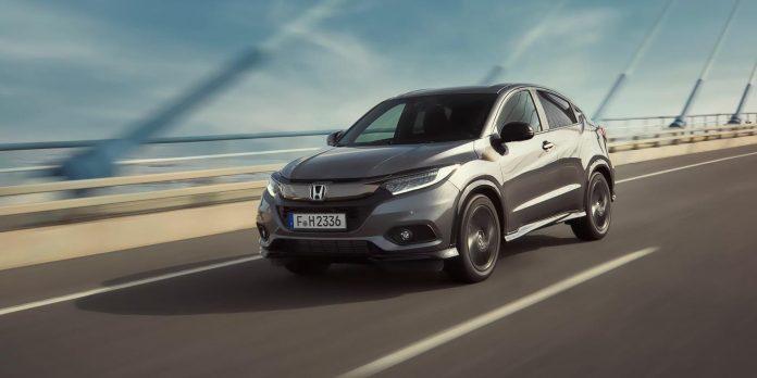 Honda HR-V Sport test drive (2019) wallpaper | The Car Expert