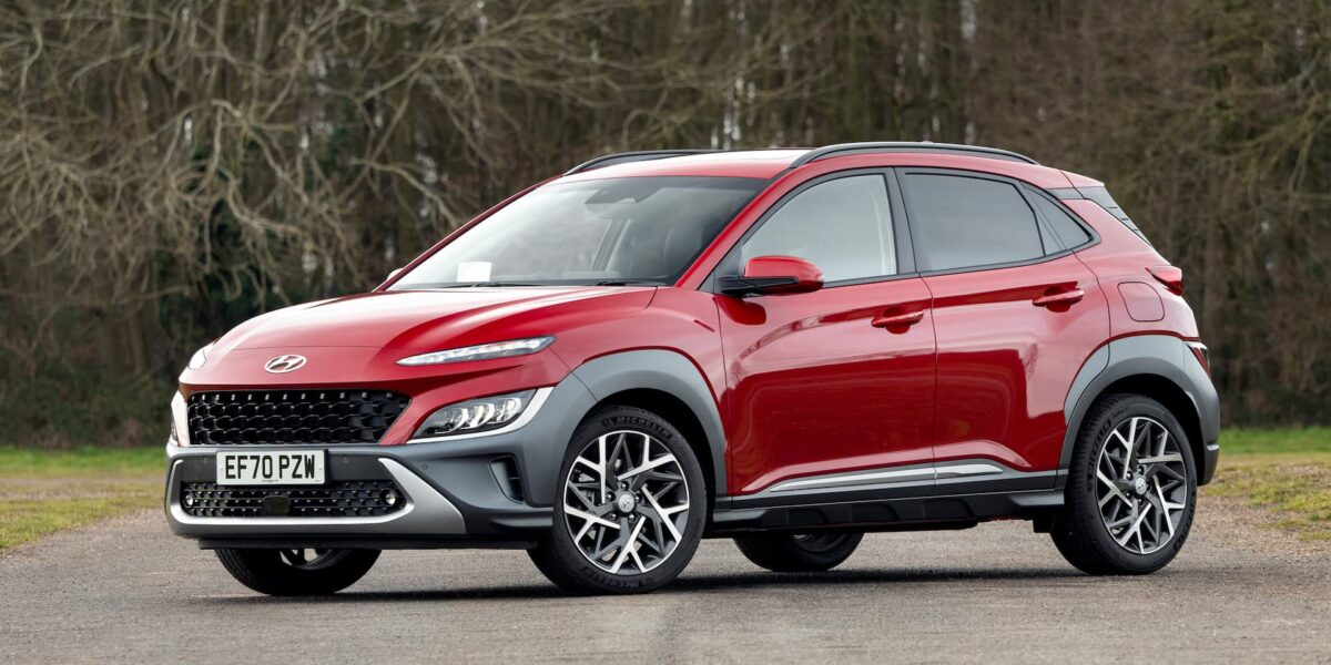 Hyundai Kona (2021 facelift) - Expert Rating