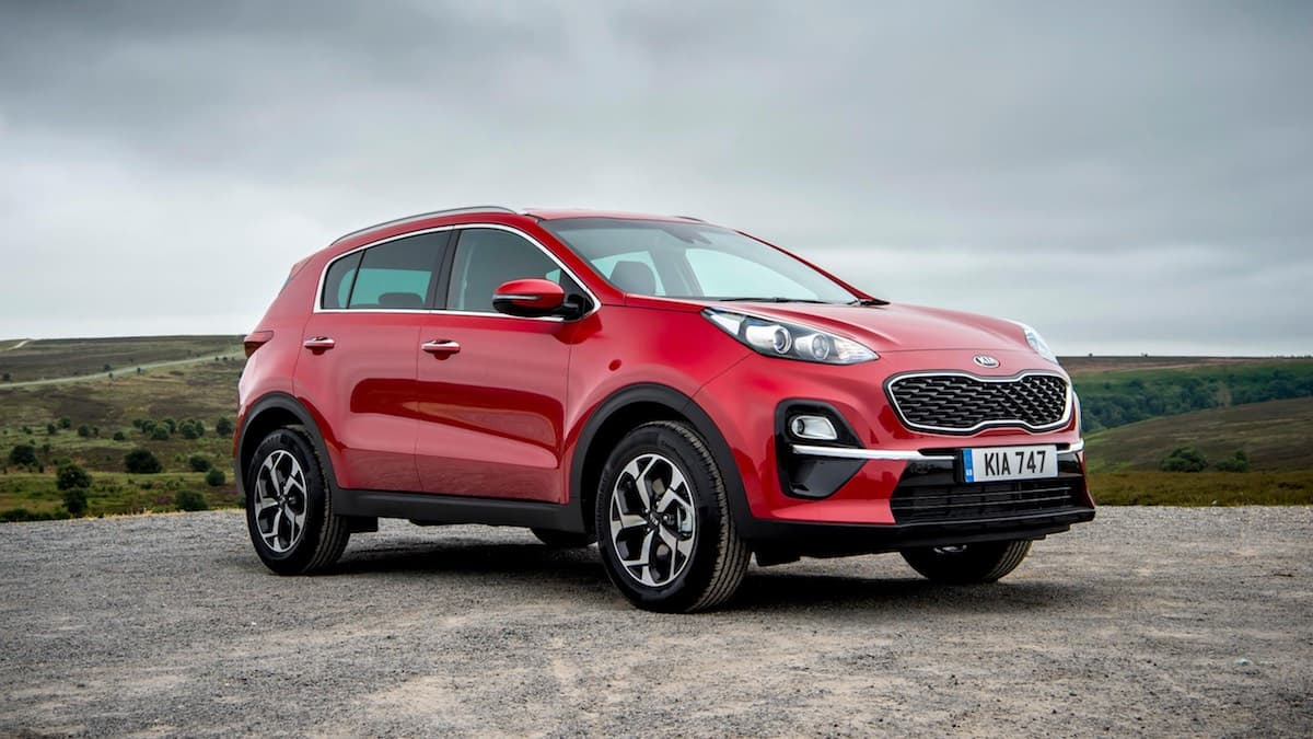 Kia Sportage (2018) ratings and reviews | The Car Expert