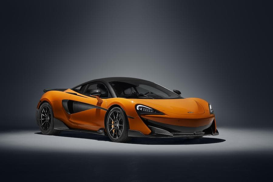 McLaren 600LT (2018 - present) front | The Car Expert