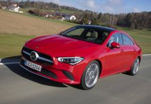 Mercedes-Benz CLA review 2019 wallpaper | The Car Expert