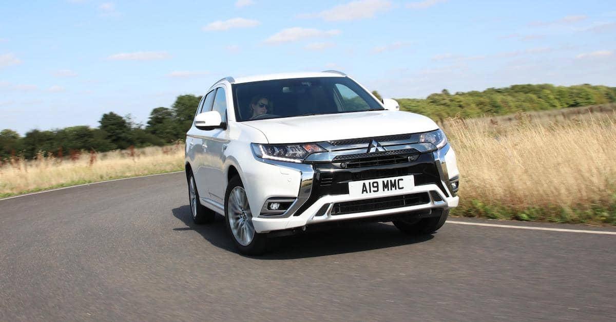 Mitsubishi Outlander PHEV (2018 - present) ratings and reviews | The Car Expert
