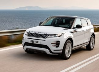 Land Rover Range Rover Evoque (2019) wallpaper | The Car Expert