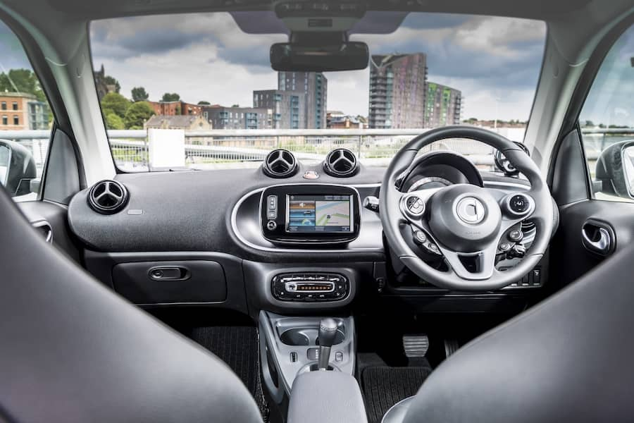 Smart EQ Fortwo (2015 - present) interior | The Car Expert
