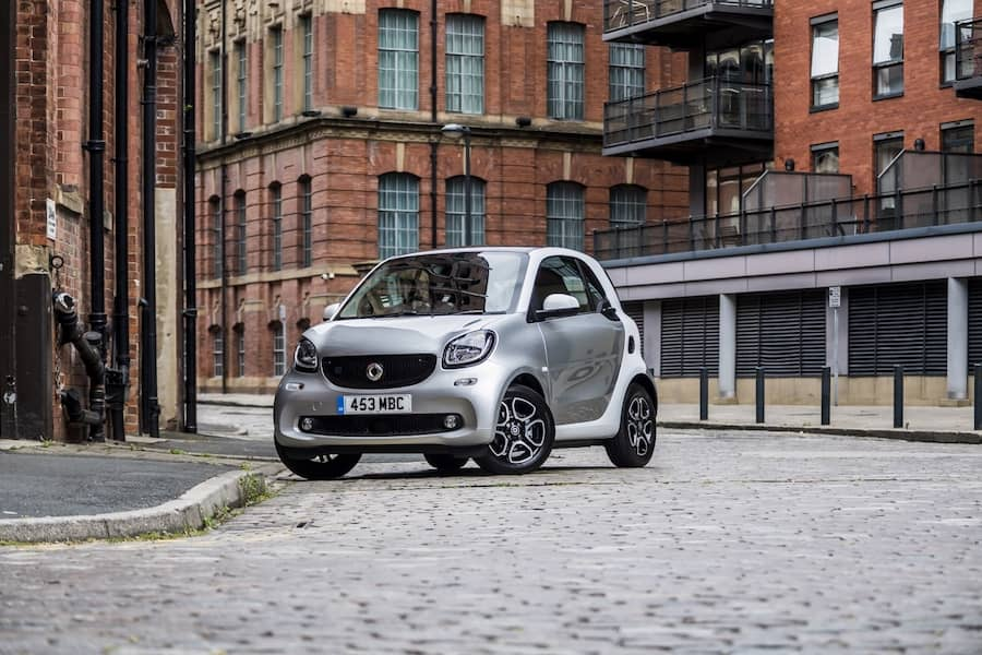 Smart EQ Fortwo (2015 - present) front | The Car Expert