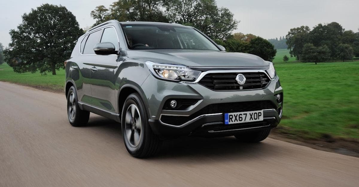SsangYong Rexton (2017 - present) ratings and reviews | The Car Expert