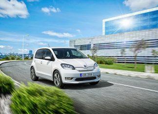 Skoda Citigo-e The Car Expert