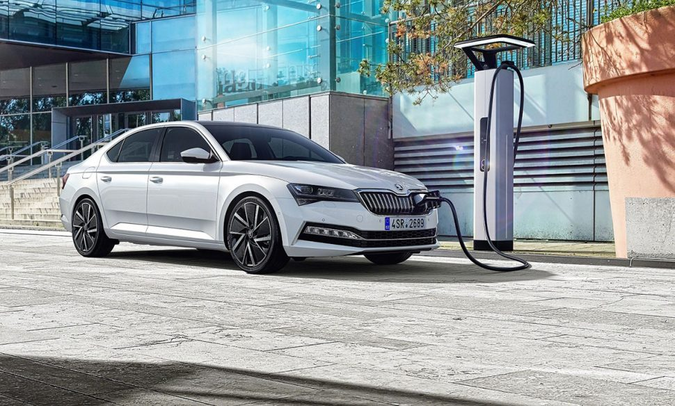 Skoda Superb Plug-in The Car Expert