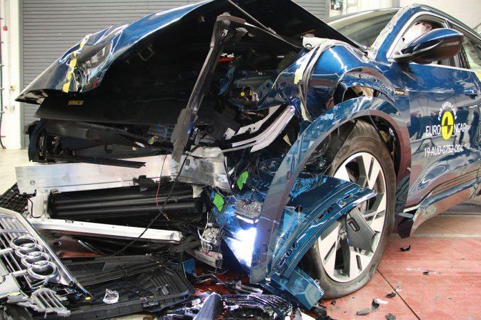 Audi e-tron Euro NCAP The Car Expert