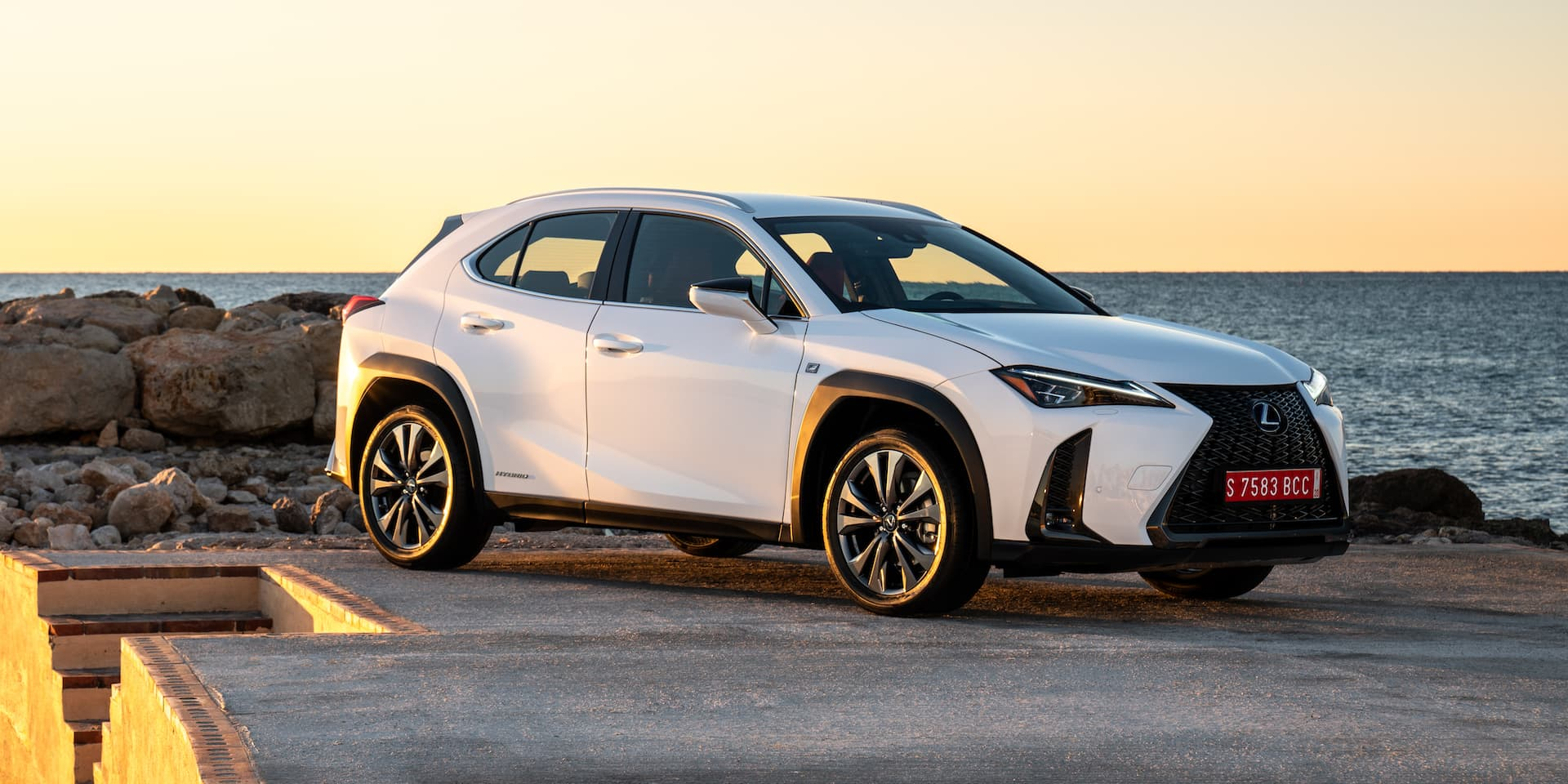 Lexus UX (2019 onwards) Expert Rating