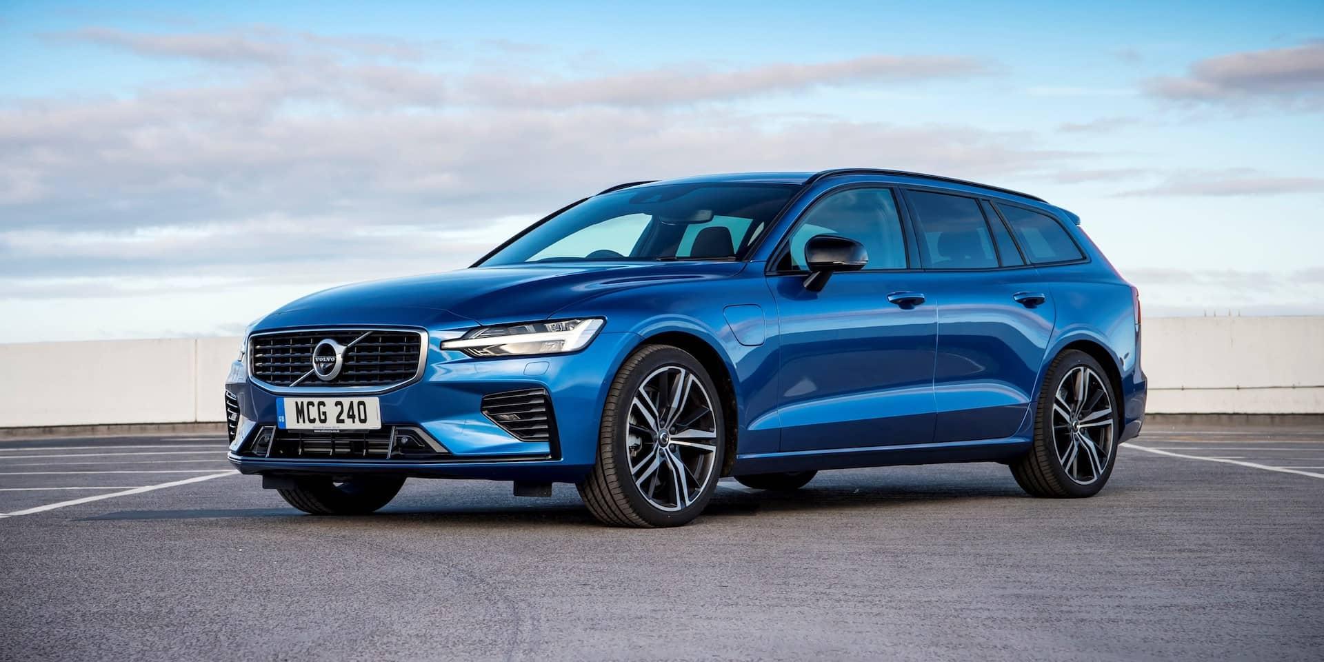 Volvo V60 (2018 onwards) | Expert Rating