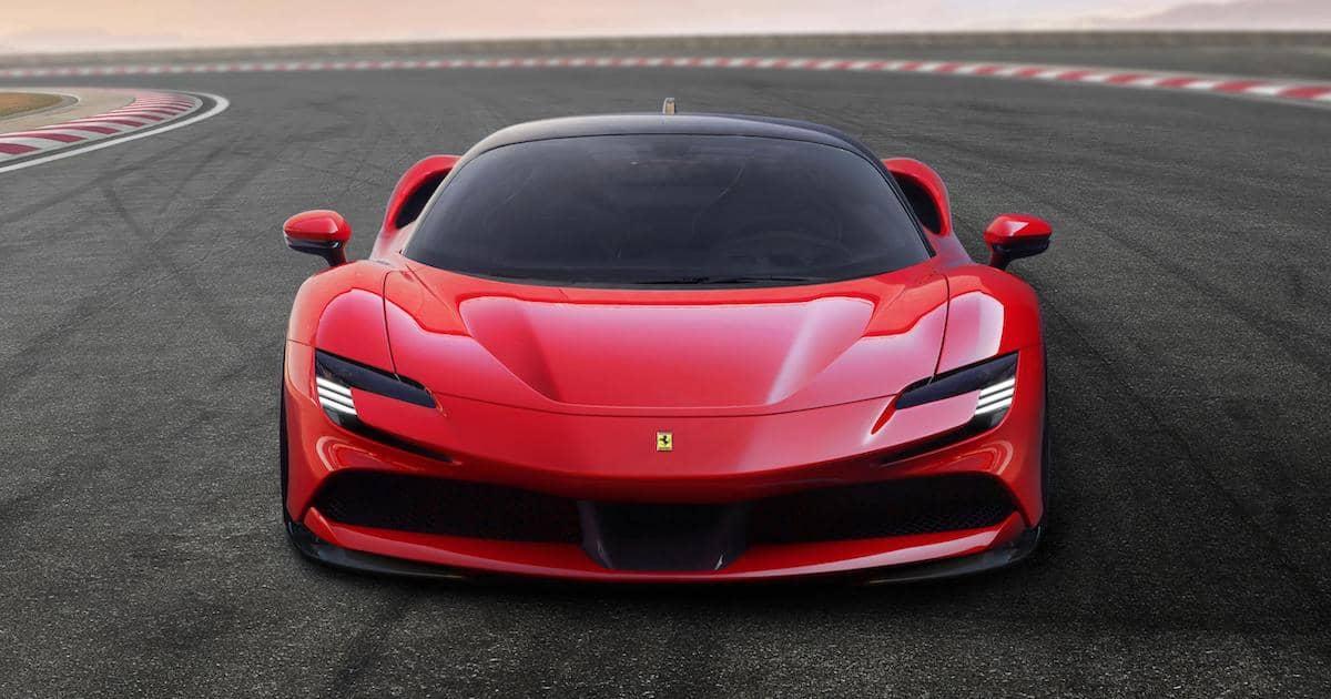 Ferrari SF90 Stradale unveiled   The Car Expert