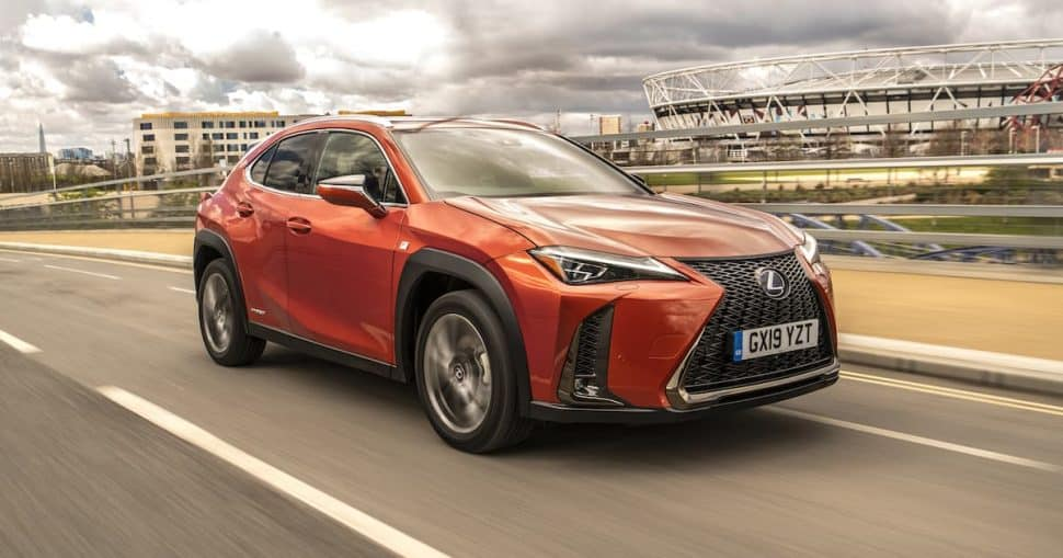 Lexus UX (2019) new car ratings and reviews | The Car Expert