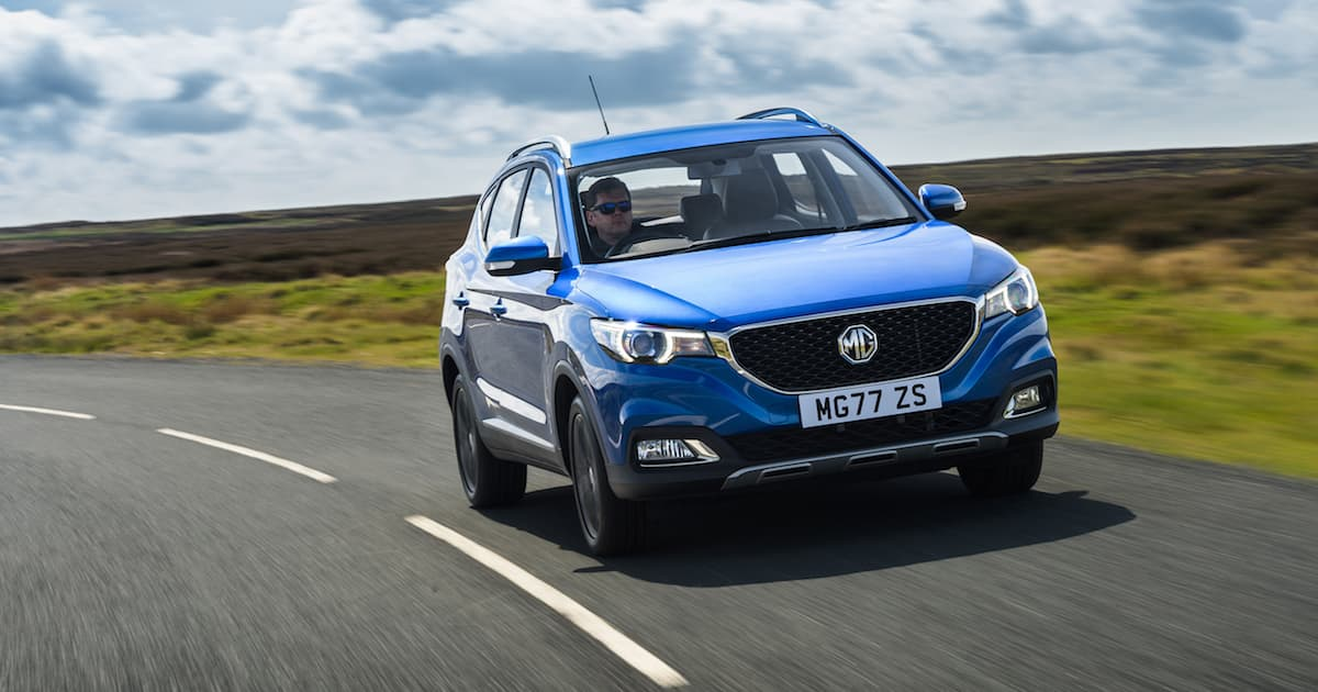 MG ZS (2017 ) - ratings and reviews   The Car Expert