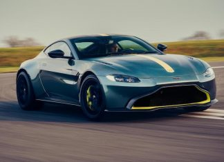 Aston Martin Vantage AMR revealed | The Car Expert