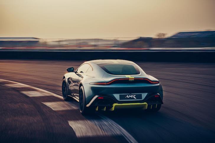 Aston Martin Vantage AMR - rear | The Car Expert