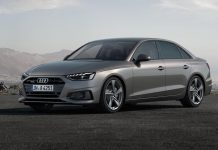 2020 Audi A4 saloon - front view | The Car Expert
