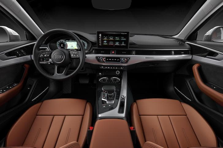 2020 Audi A4 interior and dashboard | The Car Expert