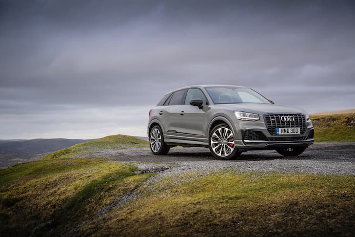 Audi SQ2 review 2019 - front view   The Car Expert