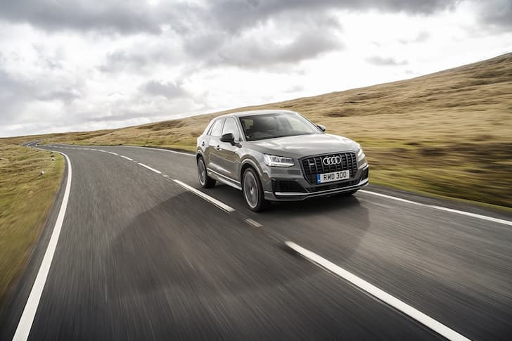 Audi SQ2 road test 2019 - front | The Car Expert
