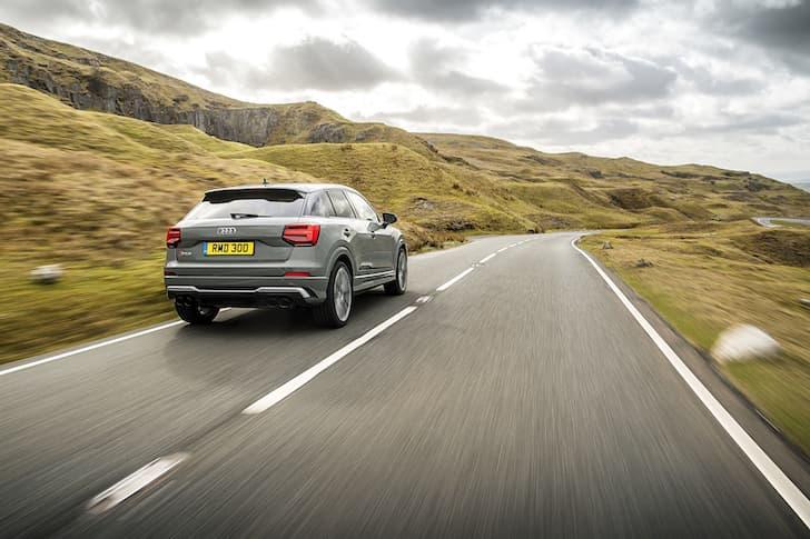 Audi SQ2 road test 2019 - rear | The Car Expert
