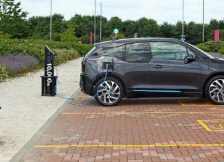 Electric car charging point | The Car Expert