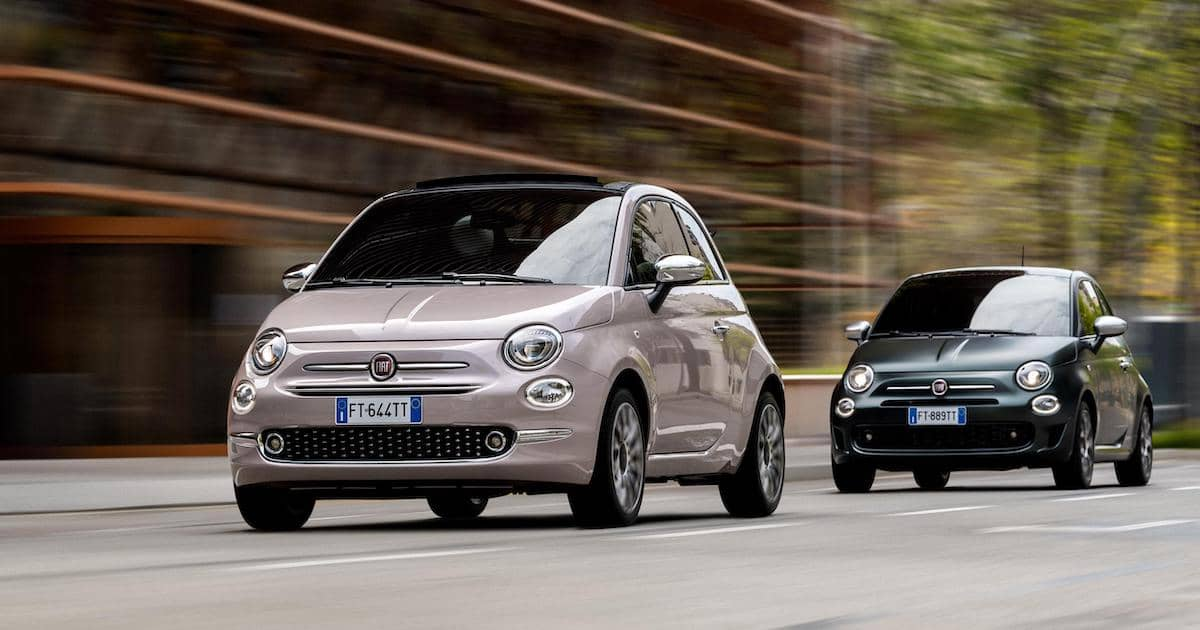 Fiat 500 Star and Rockstar models 2019 | The Car Expert
